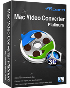 Tipard Mac Video Converter Platinum Sale Voucher