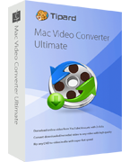 Tipard Mac Video Converter Ultimate Voucher