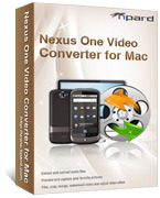Tipard Nexus One Video Converter for Mac Voucher