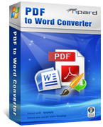 Tipard PDF to Word Converter Sale Voucher