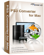 Tipard PS3 Converter for Mac Voucher Sale