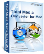 15% Tipard Total Media converter for Mac Voucher Sale