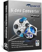 Special 15% Tipard Video Converter Platinum Voucher Code