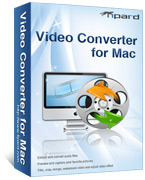 15% Off Tipard Video Converter for Mac Discount Voucher