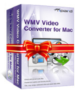 Special 15% Tipard WMV Converter Suite for Mac Voucher Code