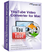 Tipard YouTube Video Converter for Mac Voucher Discount