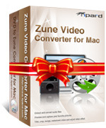 Tipard Zune Converter Suite for Mac Sale Voucher