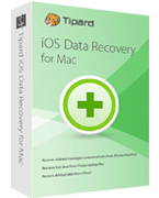 Tipard iOS Data Recovery for Mac Discount Voucher