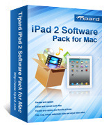 Tipard iPad 2 Software Pack for Mac Discount Voucher - 15% Off