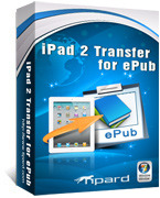 15 Percent Tipard iPad 2 Transfer for ePub Voucher Sale