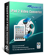 Tipard iPad 2 Video Converter Voucher Code Discount - Instant 15% Off