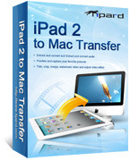 Tipard iPad 2 to Mac Transfer Voucher Code - SPECIAL
