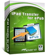 Tipard iPad Transfer for ePub Voucher - SALE