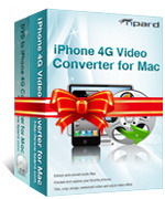 Special 15% Tipard iPhone 4 Converter Suite for Mac Voucher Deal