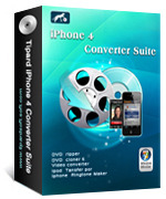 15% Off Tipard iPhone 4 Converter Suite Voucher Sale