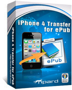 Special 15% Tipard iPhone 4 Transfer for ePub Sale Voucher