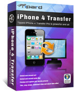 Tipard iPhone 4 Transfer Voucher Deal - Instant 15% Off