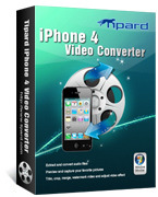 Tipard iPhone 4 Video Converter Voucher