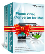 Tipard iPhone Converter Suite for Mac Voucher Code Discount