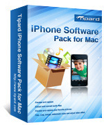 Tipard iPhone Software Pack for Mac Voucher Code Discount