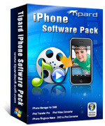 Tipard iPhone Software Pack Sale Voucher