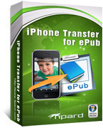 Tipard iPhone Transfer for ePub Voucher Sale - SPECIAL