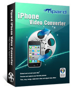 Tipard iPhone Video Converter Voucher Sale - Click to View
