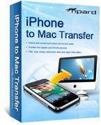 Tipard iPhone to Mac Transfer Voucher - 15%
