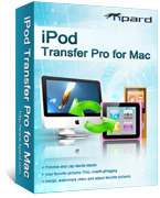 Special 15% Tipard iPod Transfer Pro for Mac Voucher Code Discount