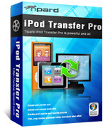 Tipard iPod Transfer Pro Voucher Code Discount