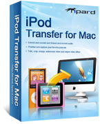 15% Off Tipard iPod Transfer for Mac Voucher Deal