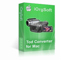 50% Voucher Code on Tod Converter for Mac