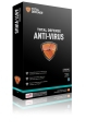 Total Defense Anti-Virus 3PCs German 3 year Voucher Sale