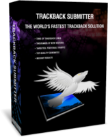 Trackback Submitter Voucher Deal