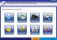 Triumphshare Data Recovery - 1 PC Voucher Code