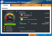 Triumphshare PC Optimizer - 3 PC Voucher Code