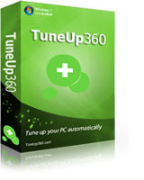 15% Off TuneUp360 1 Year License for 1 PC Discount Voucher