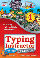 15% Typing Instructor for Kids Platinum - Windows Sale Voucher