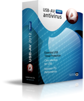 USB-AV Antivirus PRO Sale Voucher - Exclusive
