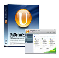 UniOptimizer Pro - 2 Computers/yr Voucher - Click to uncover
