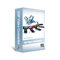 ViViShare 3GP Video Converter Voucher - Instant 15% Off