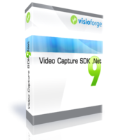 Video Capture SDK .Net Professional - One Developer Voucher - SALE
