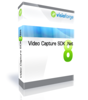 VisioForge, Video Capture SDK .Net Professional - One Developer Sale Voucher