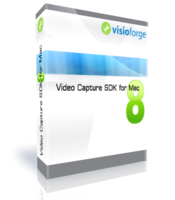 VisioForge, Video Capture SDK for Mac - One Developer Sale Voucher