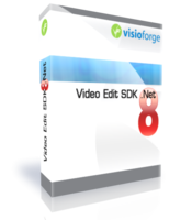 VisioForge, Video Edit SDK .Net Professional - One Developer Voucher