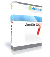 VisioForge, Video Edit SDK Professional - One Developer Discount Voucher