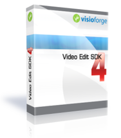 VisioForge, Video Edit SDK Professional with Source Code - Team License Discount Voucher