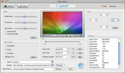 Video Editor for Mac 50% Deal