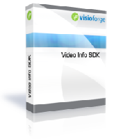 VisioForge, Video Info SDK with Source Code Voucher