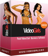 VideoGirls BiZ Turnkey PPV Video Chat Script Unlimited License Source Resell Rights Voucher Sale - 15%